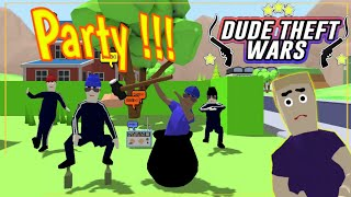 SAVING RICHIE Funny Complete Mission |Dude Theft Wars