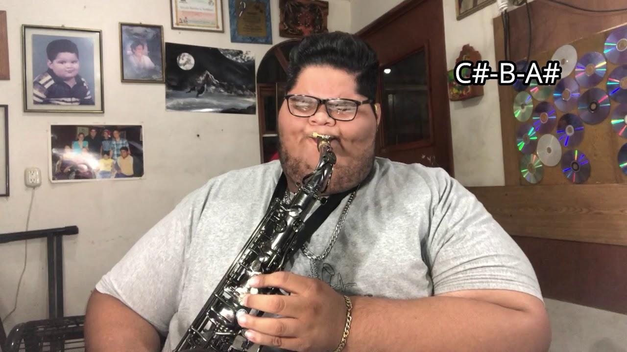 Draw Me Close To You Version Rudy Rodriguez Tutorial Sax Alto