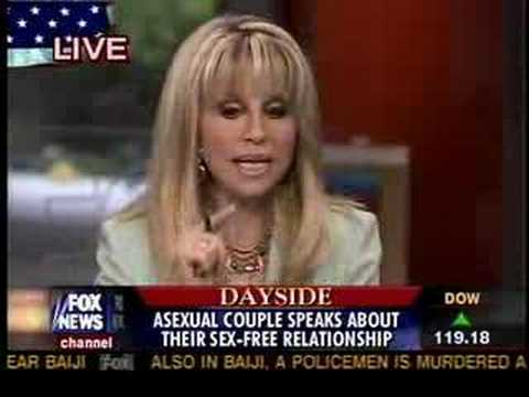 Asexuality on Fox News Dayside, April 3 2006