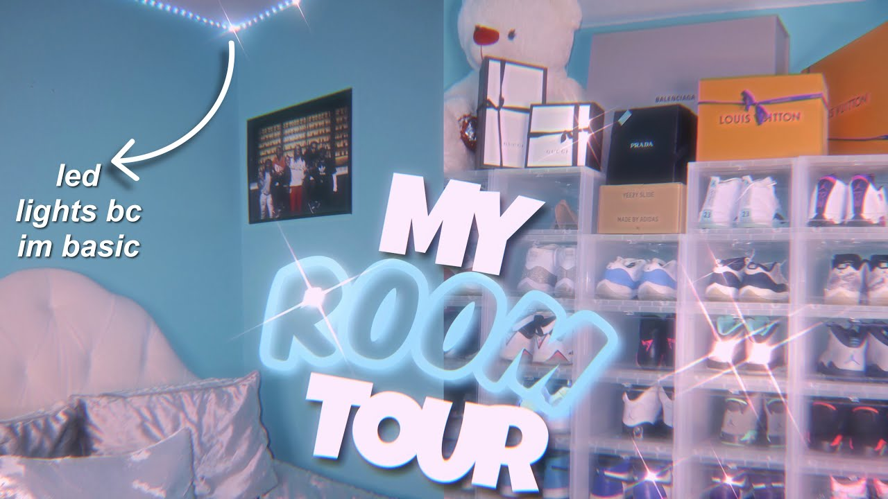 MY ROOM TOUR!