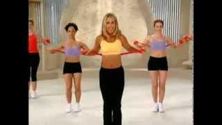 Упражнения для похудения(Эффективный комплекс физических упражнений для похудения живота, бедер, ног, рук и ягодиц от Дениз Остин...., 2012-03-07T22:42:56.000Z)