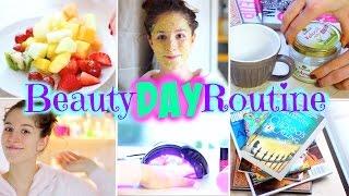 Beauty/Spa Tag ROUTINE + DIY ♡ BarbieLovesLipsticks
