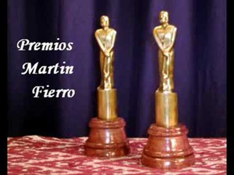 Premios Martin Fierro | Cortina Musical