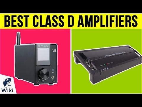 10 Best Class D Amplifiers 2019 - YouTube
