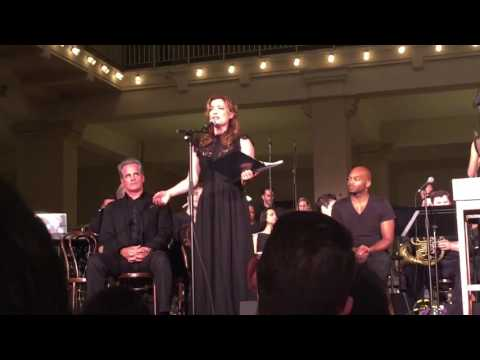 Ragtime on Ellis Island: Laura Michelle Kelly singing 'Back to Before' 8.8.16