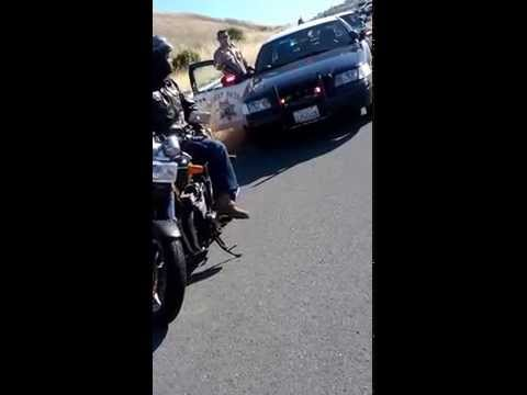 4th Amendment Rights Violation by California Highway Patrol