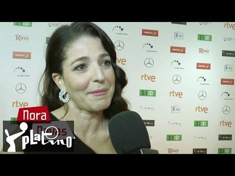 Premios Platino 2016 – Nora Navas