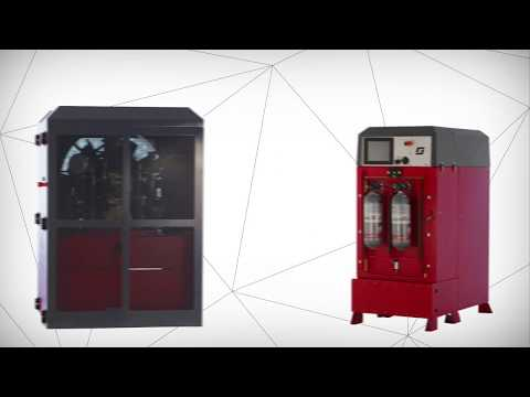 Repeat 3M Scott HushAir Connect 7500 Compressor System Overview by