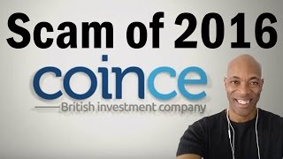 COINCE  |  FINALLY, The HYIP SCAM of 2016 - Mike Dennis
