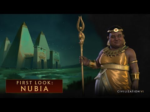CIVILIZATION VI – First Look: Nubia