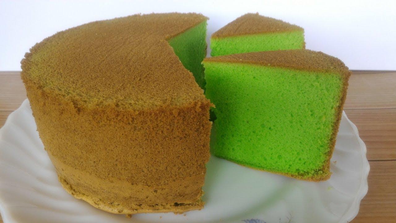 Resep Bolu Jadul Tanpa Pengembang: RESEP BOLU PANDAN (tanpa Santan)/PANDAN CAKE RECIPE