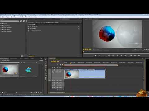 دورة Adobe Premiere Pro CS6 ـ التعرف علىKeyframe ـالدرس التاسع