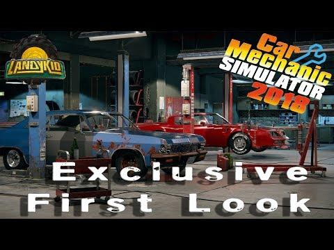 Car Mechanic Simulator 2018 - Many DLCs Released