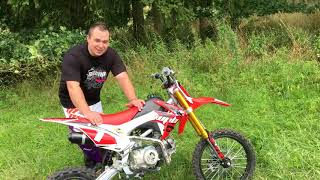 Pitbike WPB