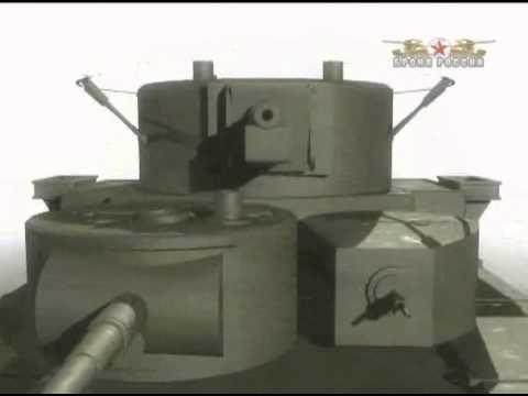 Пятибашенный тяжелый танк Т- 35