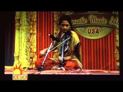 Carnatic Music Idol Season 4 Results