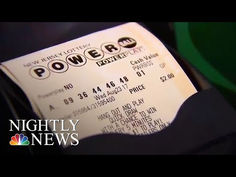 Powerball Jackpot Soars To $700M | NBC Nightly News