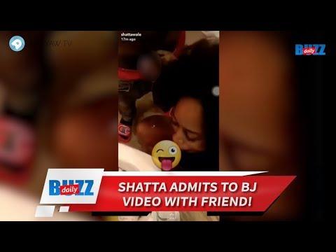Shatta admits to bj video with friend! | Daily Buzz! | AmeyawTV