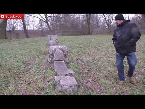 """Opuszczony CMENTARZ - Dęblin """"Balonna"""""""