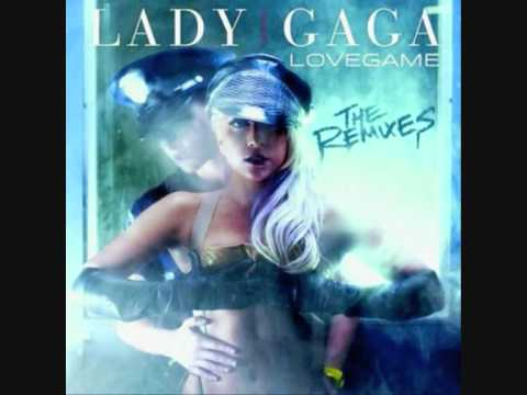 Lady Gaga - LoveGame (Extended 80's)