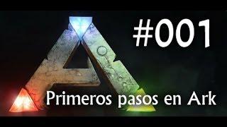 Ark: Survival Evolved #001 Primeros pasos en Ark - Gameplay español