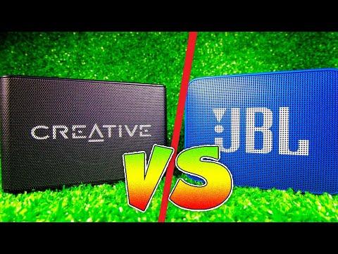 JBL GO2 vs MUVO 1C - Który Głośnik Lepszy? *Zalałem Muvo* :(