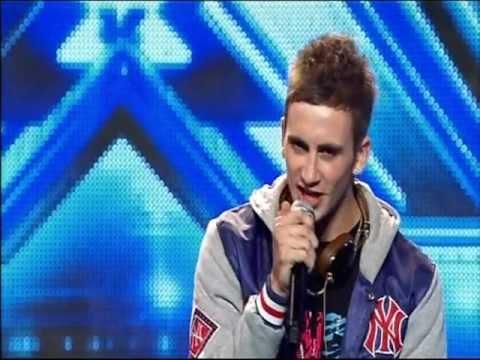 Josh Brookes - The X Factor Australia 2011 Audition