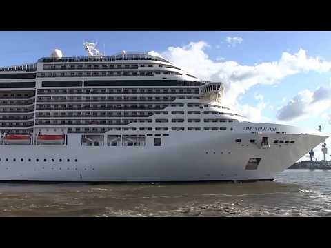 EPIC CRUISE SHIP HORN MUSIC COMPILATION!!!!