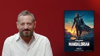 """The Mandalorian es un reflejo de Clint Eastwood"", Pepón Nieto"