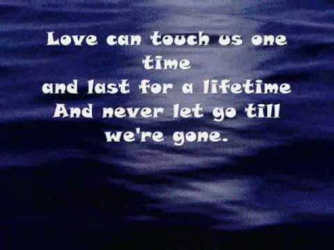 titanic (my heart will go on) celine dion ~ lyrics!