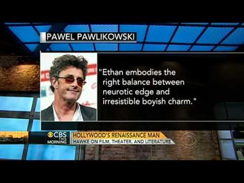 Ethan Hawke on new film,