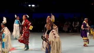 GATHERING OF NATIONS POW WOW 2019 : Golden Age Women