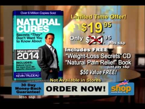 The Official Natural Cures Book Commercial