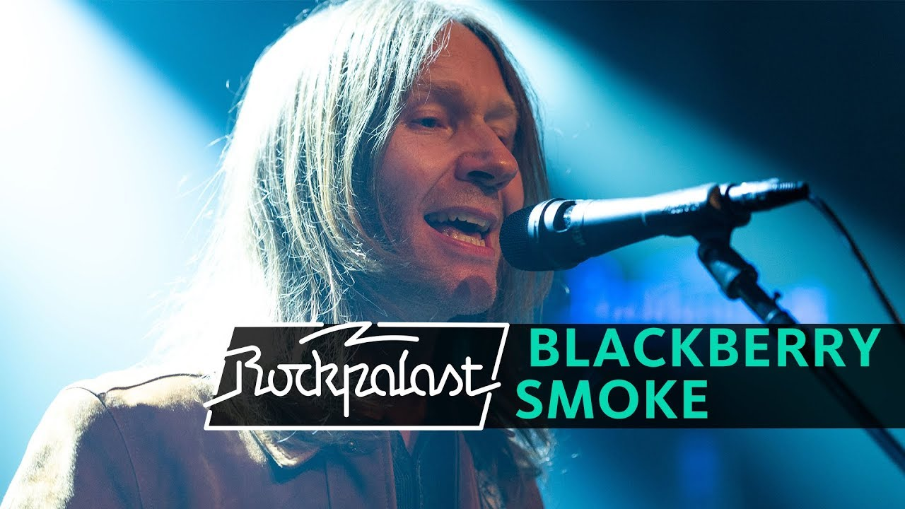 Blackberry Smoke live | Rockpalast | 2018