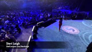 "Stevi Leigh - ""Saddle Up"" Live at the 2014 Market America International Convention"