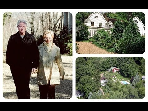 ★ Tour Hillary Clinton's Home In Chappaqua, New York | HD