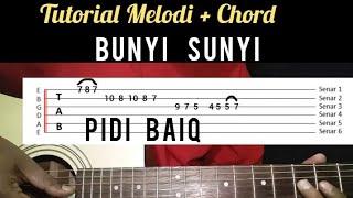 Download Lagu Bunyi Sunyi - Pidi Baiq ( Chord + Tutorial ) The Panas Dalam mp3