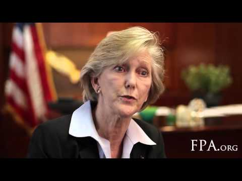 Nancy McEldowney - Director of the Foreign Service Institute