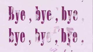 Mariah Carey - Bye Bye [with lyrics] *SPECIAL DEDICATION*