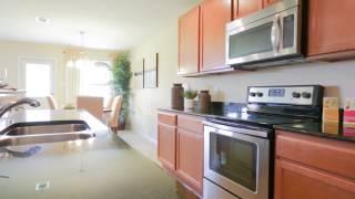 New Single Family Homes by Centex - Claypool Floorplan