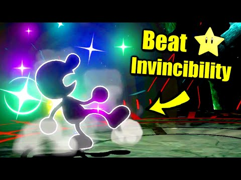 Who Can Beat Invincibility In Super Smash Bros. Ultimate?
