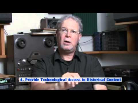 Preserving Historic Sound Recordings for Today and the Future by Henry Sapoznik