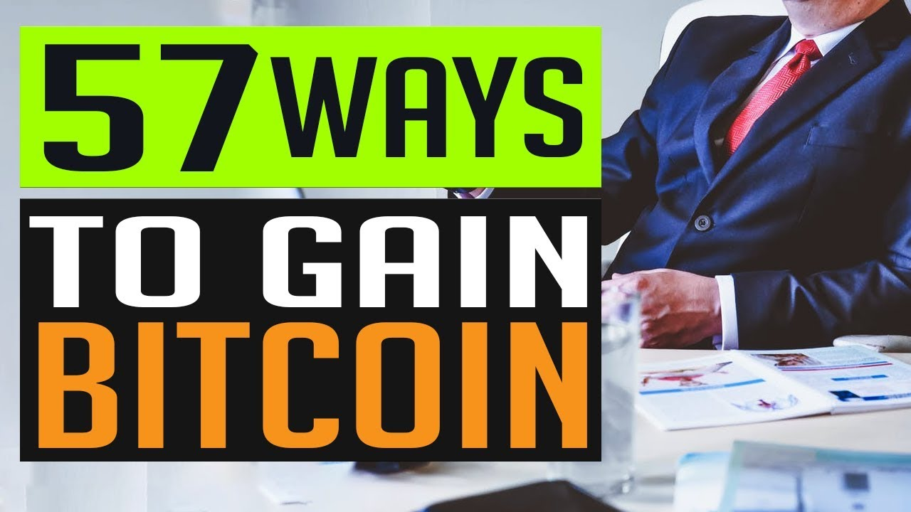 57 WAYS TO MAKE MONEY WITH CRYPTOCURRENCY/BITCOIN! Increase your income streams, become crypto RICH!