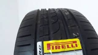 Pirelli P Zero Rosso Asimmetrico /// обзор