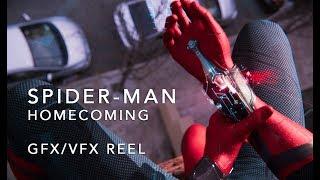 Baixar Spider-Man Homecoming | GFX/VFX Reel | Cantina Creative