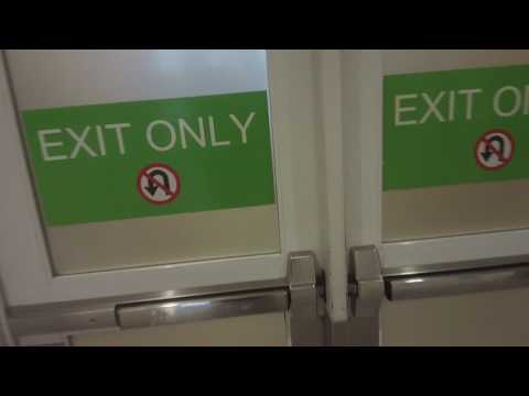 Arriving at Dallas Fort Worth International and going to rental car shuttle