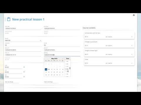Tutorials - Qrosscheck Inc  Management Software for Aviation