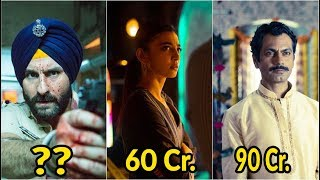 Salary of The All Cast of Sacred Games 2018