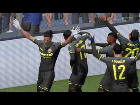 FIFA 17|GentlmenSAD vs Villarreal VFO