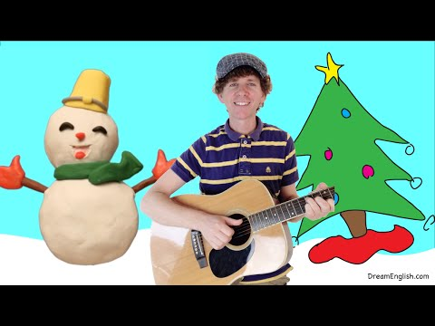 We Wish You a Merry Christmas | Matt with Guitar | Learn to Sing Version